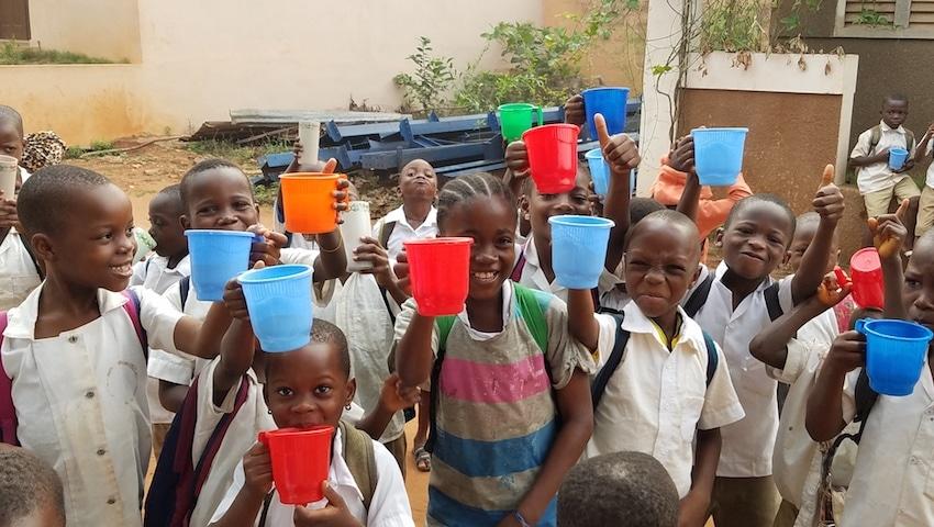 Benin tisane enfants